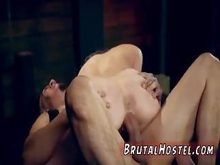 Extreme Brutal Bondage Gangbang Dp And Strap Punishment Best Buddies