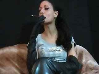 Leyla 8 Leather Smoking More 120