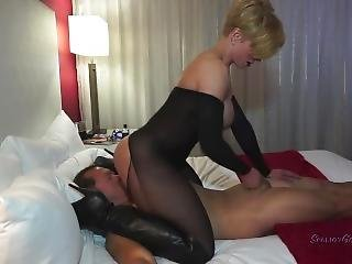 Overknee Fuck