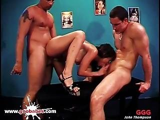Cum For Christina The Young Fuck Doll - German Goo Girls