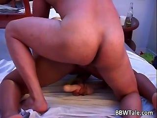 Hot And Thick Latina Slut Fucks Some