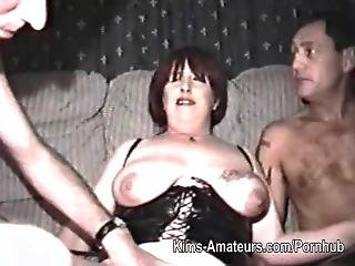 Homemade Film With Mature Woman And Three Men