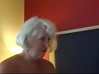 Two Horny Mature Woman
