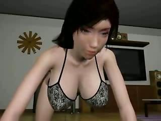Animation 3d Creature Sex