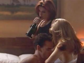 Denise Richards Threesome Sex Scene From Wild Things