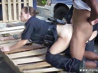 Fake Taxi Fucks Cop I Will Catch Any Perp With A Ginormous Ebony Dick,