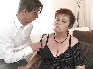 Bigtit Granny Suck And Fuck College Boy