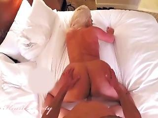 Big Chubby Woman Fucking In The Hotel