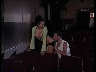 Www.new-premiumaccount.tk - Hot Orgy In A Theatre With Sexy Babes