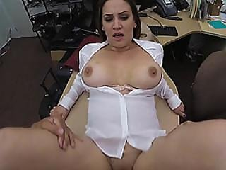 Sweet Hot Babe Cuban Selling Her Juicy Pussy For Cash