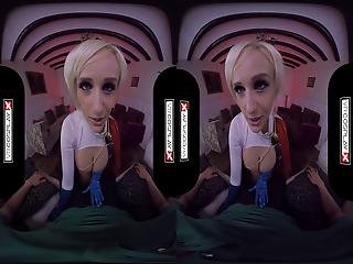 Vr Cosplay X Supergirl Angel Wicky Is Superfucker Vr Porn