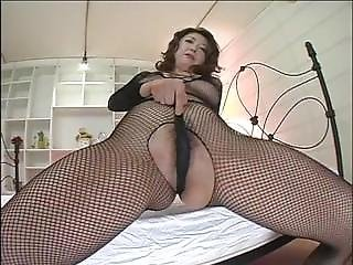 Free mature fishnet porn suggest