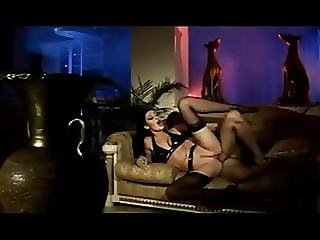 Paola Perego Black Stockings Sex 2