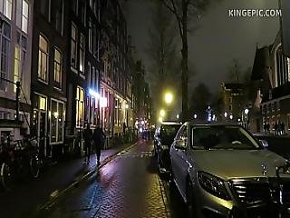 Amsterdam Red Light District - Hidden Camera