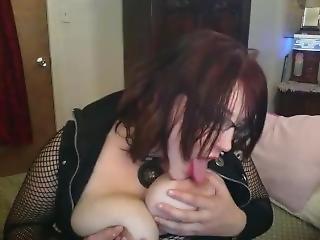 Big Boobed Solo Slut
