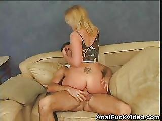 Anal Fucked Army Babe