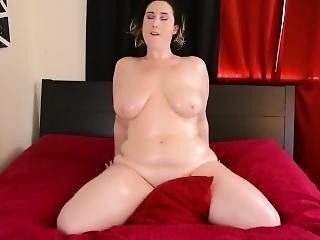 amatoriale, tette grandi, bomba, panna, creampia, masturbazione, da sola, webcam