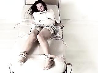 Mental Patient Restrained & Gagged Involuntarily