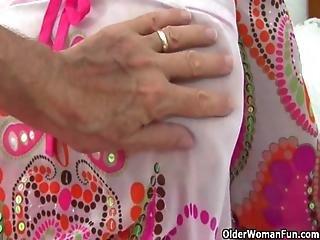 British Grannies Still Need Their Orgasms