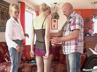 I Just Found My Gf In Threesome With My Parents