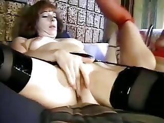 Lesbianas, Madura, Parque, Remolque, Vendimia