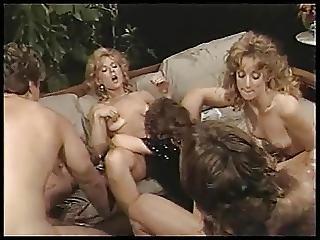 ejaculação, foder, sexo em grupo, vintage
