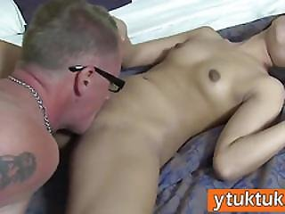 Asian Vixen Sucks Tourists Dick And Gets Tasty Pussy Licked