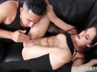 Blonde gets punished and rough bound