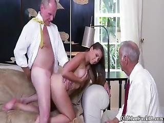 Sexy Teen Missionary When Ivy Arrives Everyone Is Struck By Her Smoking