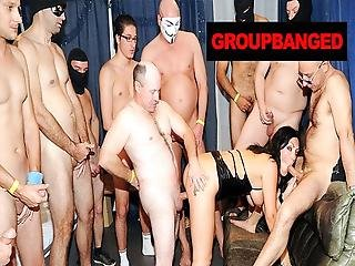 Elina Hungry For A New Gangbang Adventure