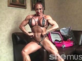 Fbb In A Erotic Bikini