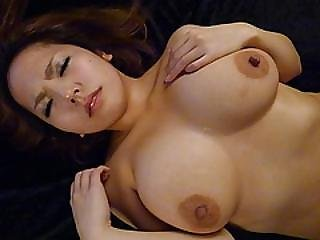 Kanna Itou Feels Pressure Deep Down Her Creamy Twat