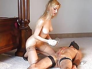 Mistress Chastity Restrained