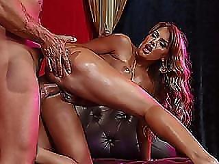 Hot Milf Mercedes Carrera Gets An Anal Sex