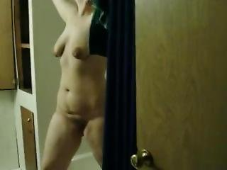 Daughter In Law Spyed On After Shower