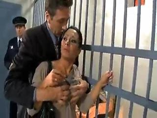Undercover Officer Fuck Prisoner Wife Rite In Front Of His Cell