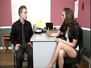 Hare Todo Lo Que Me Pida Jefa. Tori Black Fucked In The Office Perfect Girls