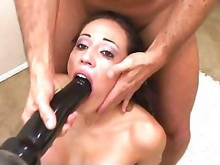 Layla Rivera Throatfucking...bd32