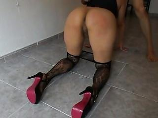 Amateur, Ass, Big Ass, Bondage, Cumshot, Punish, Rough, Sex, Spanking