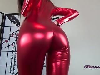 Shiny Red Joi
