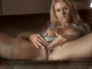 Randy Moore - Masturbating Blonde