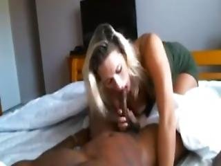 Amature Wife Cheating On Husband With A Bbc