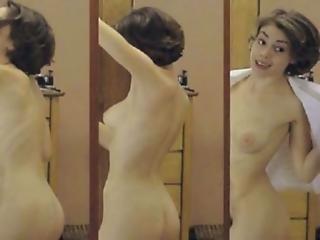 Babe, Brunette, Celebrity, Milf, Nude