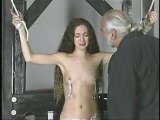 Whipped Clamped And Submissive Vol 802   Scene 1