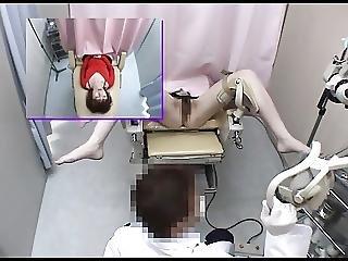 Japanese Women And A Medical Examination And Hidden Camera