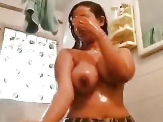 Indian Showering