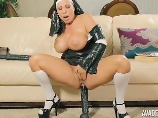 Ava Devine -- Nuns Gotta Have It (corruption And Masturbation)