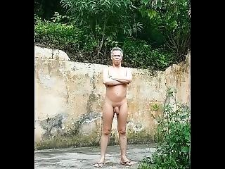brazylijka, w plenerze
