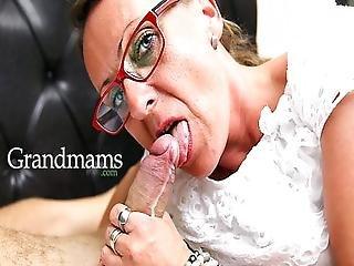 Grandmas Love Cum