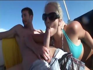 Alexis Texas Getting Fucked On A Boat Feat. Brianna Love